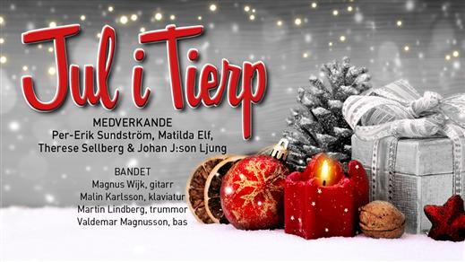 Bild för Jul i Tierp, 2018-12-16, Borgenkyrkan Tierp