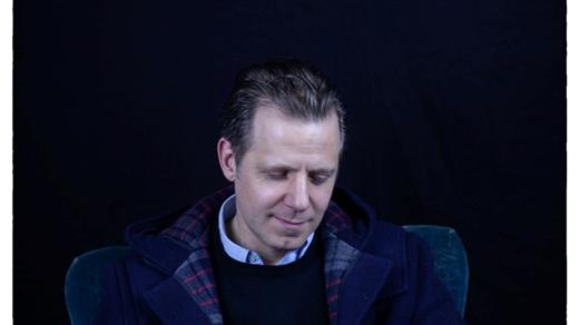 Bild för David Urwitz, 2019-10-19, Mats o Karin musik & möten