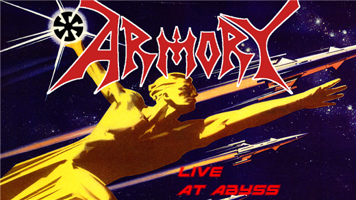 Bild för Armory, 2021-10-03, The Abyss Gothenburg