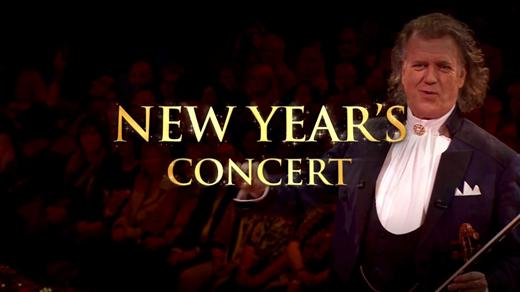 Bild för André Rieu - nyårskonsert från Australien, 2020-01-16, Emmaboda Folkets Hus