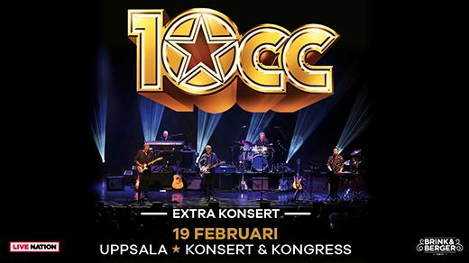 Bild för 10cc, 2019-02-19, UKK - Stora salen