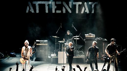 Bild för Attentat - Svart får i 40 år, 2018-09-14, Katalin