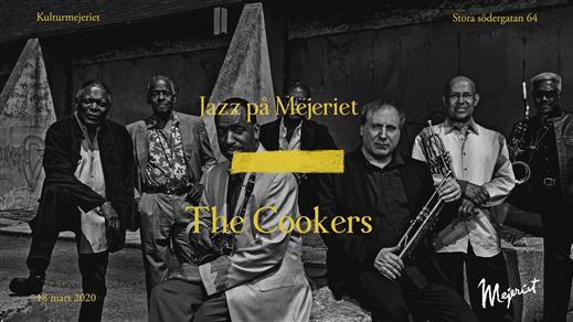 Bild för The Cookers (US) - Klubb Plektrum, 2020-03-18, Mejeriet