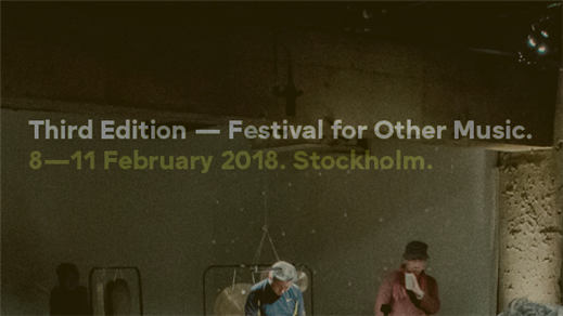 Bild för Third Edition Festival: Marginal Consort, 2018-02-11, Dieselverkstaden