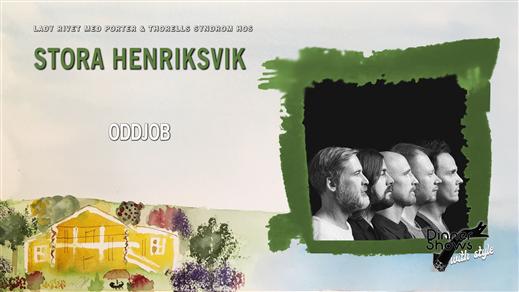 Bild för Oddjob, 2021-08-25, Stora Henriksvik