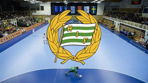 Bild för Hammarby IF FF - Nacka Futsal, 2018-10-21, Eriksdalshallen