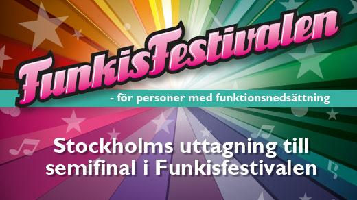 Bild för Funkisfestivalen, Stockholms uttagning, 2019-03-28, Kulturskolan Stockholm – Hammarby Sjöstad