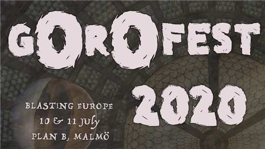 Bild för GOROFEST 2020, 2020-07-10, Plan B - Malmö