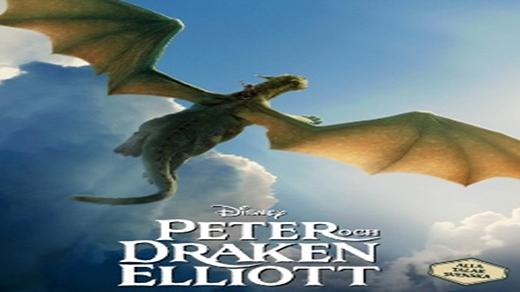 Bild för Peter och draken Elliott (Sv. tal)(7 år)Matiné, 2016-10-30, Biosalongen Folkets Hus