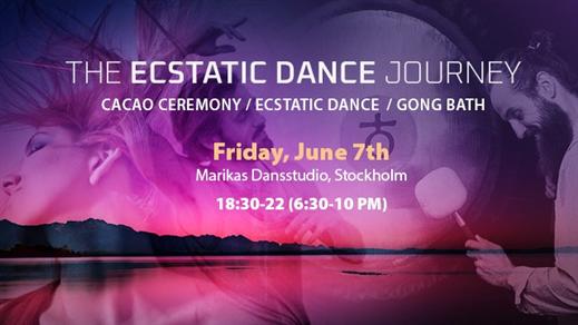 Bild för The Ecstatic Dance Journey, 2019-06-07, Marikas dans och modestudio