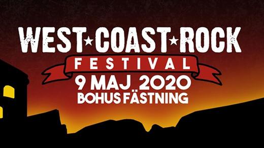 Bild för West Coast Rock, 2020-08-22, Bohus fästning
