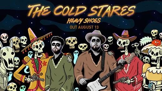 Bild för The Cold Stares (US) + Hillbilly Misfits (SWE), 2021-07-01, Solhällan