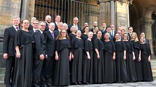 Bild för Virtuosa motetter, 2019-05-12, Ersta kyrka