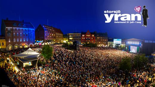 Bild för Storsjöyran 2021, 2021-07-30, Storsjöyran