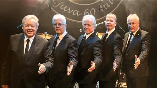 Bild för Biggo Music Band & Ljuva 60-tal, 2021-10-24, Jönköpings Teater