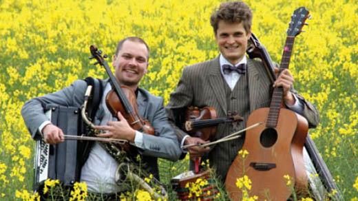 Bild för Peter & Viktor - Konsert, 2018-03-02, FORUM Örkelljunga