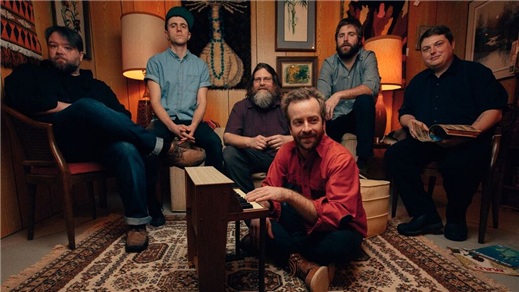 Bild för Trampled By Turtles (US), 2018-11-11, Folk Å Rock