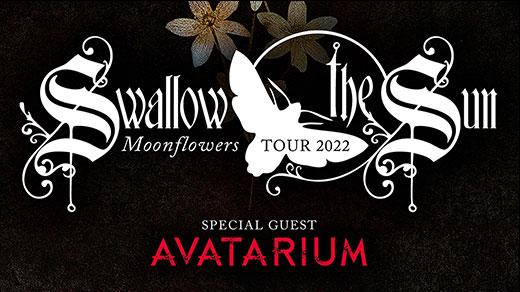 Bild för Swallow The Sun + Avatarium, 2022-02-07, Valand