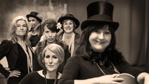Bild för Violet Green till Sagateatern 6/2, 2020-02-06, Sagateatern