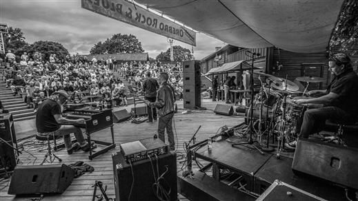 Bild för Mellandagsblues med E.L.S Band, 2016-12-29, East West