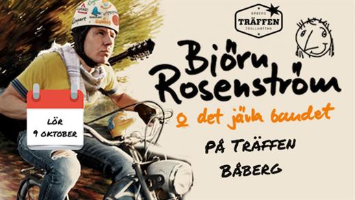 Bild för Björn Rosenström | Träffen Båberg, 2021-10-09, Träffen Båberg