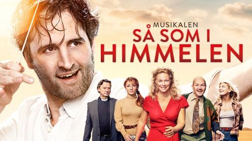 Bild för Så som i Himmelen, 2019-11-16, Oscarsteatern