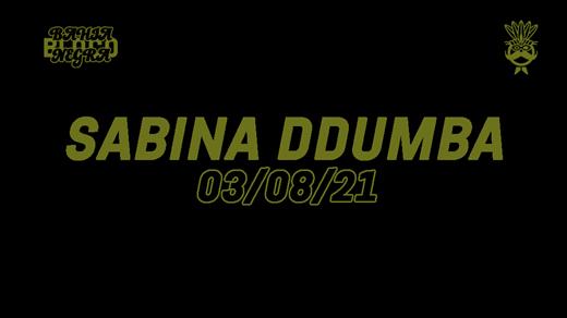 Bild för Sabina Ddumba 3/8, 2021-08-03, Svartvik