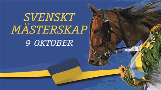 Bild för Svenskt Mästerskap, 2021-10-09, Åby Arena