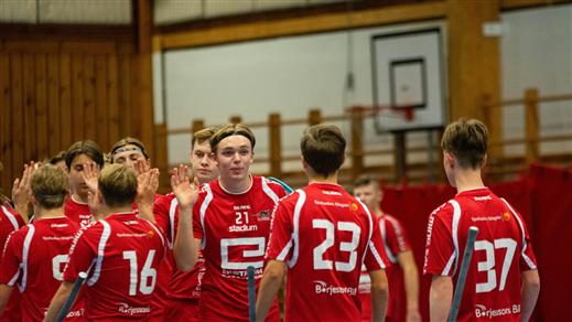 Bild för HJ-JAS: FBC Lerum - Älvstranden/Floda, 2020-10-30, Rydsbergshallen
