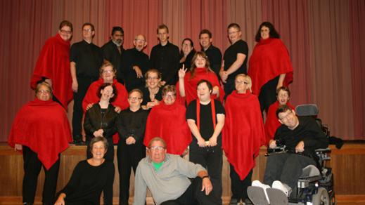 Bild för Cabaré MIX, 2016-11-27, Landskrona Teater