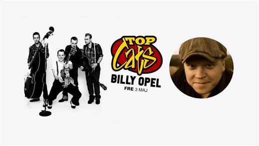 Bild för Top Cats & Billy Opel på Liljan, 2019-05-03, Liljan