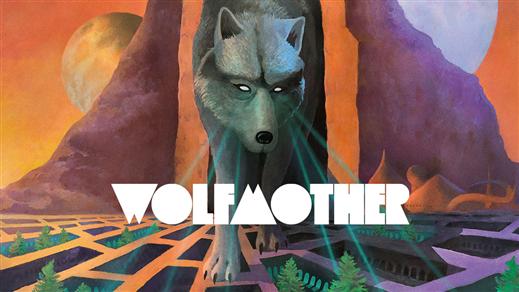 Bild för Wolfmother, 2016-12-01, Frimis Salonger