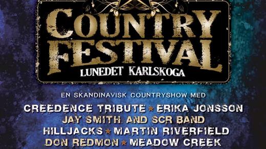Bild för Countryfestival Lunedet Karlskoga, 2020-06-27, Lunedet Camping Cafe Restaurang