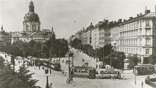 Bild för Föreläsning Vasastan, 2019-10-17, Filmhuset Östermalm