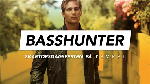 Bild för Basshunter - Skärtorsdagsfesten 18/4, 2019-04-18, Tempel Nattklubb