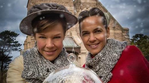 Bild för Jul i Byn - nu tändas ljusen, 2021-12-05, Tjolöholms Slott
