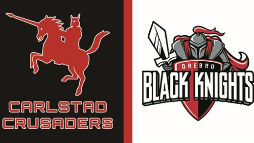 Bild för Carlstad Crusaders - Örebro Black Knights (dam), 2019-06-08, Tingvalla IP