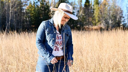 Bild för Countryafton med Erika Jonsson, 2019-05-24, Café Gula Huset