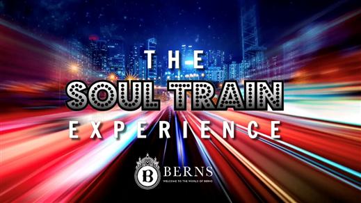 Bild för Soul Train Experience, 2021-10-16, Berns Salonger