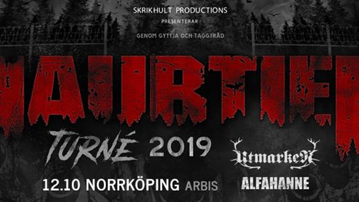 Bild för Raubtier, Alfahanne, Utmarken på Arbis, 2019-10-12, Arbis Norrköping