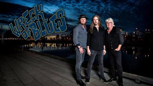 Bild för Pontus Snibb's Wreck of Blues, 2019-11-23, Folk Å Rock