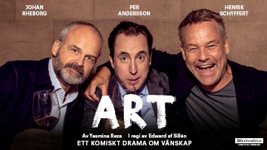 Bild för ART (15:00), 2020-02-15, UKK - Stora salen