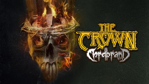 Bild för The Crown + Mordbrand, 2019-04-27, Nöjesfabriken