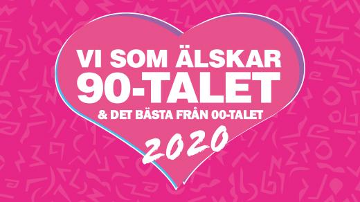 Bild för Vi som älskar 90-talet - Stockholm, 2020-07-04, Östermalms IP