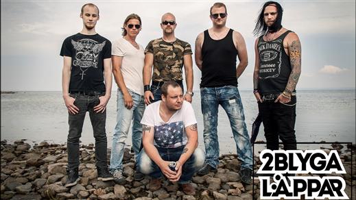 Bild för 2 Blyga Läppar & Nattklubb, Julparty, 2016-12-17, Garvaren Nöje