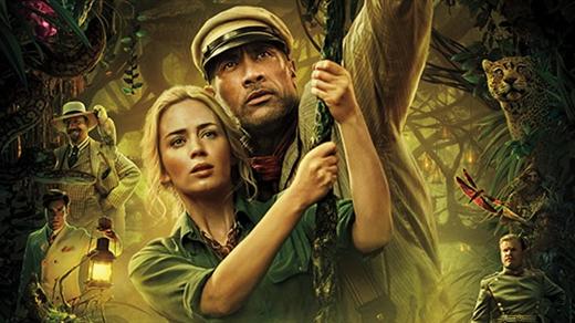 Bild för Jungle Cruise, 2021-09-10, Emmaboda Folkets Hus
