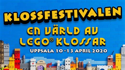 Bild för Klossfestivalen Uppsala 10-13 april 2020, 2020-04-10, Fyrishov, Uppsala