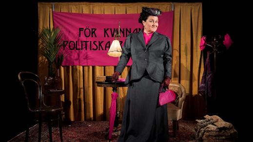 Bild för Föregångerskan, 2020-10-14, Kulturhuset Möbeln
