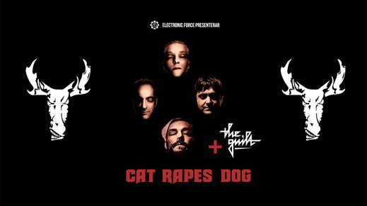 Bild för Cat Rapes Dog + The Guilt, 2019-09-28, Nalen  Klubb, Stockholm