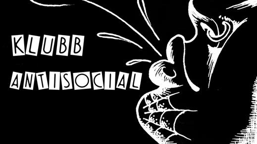 Bild för Klubb Antisocial #22: Outreau + PMS + Projekt 9, 2016-10-29, Staybar Nightclub
